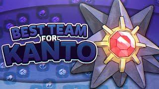 Best Team For Kanto