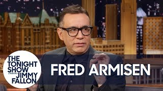 Fred Armisen's Impressions of Accents Through the Decades | Haystack TV