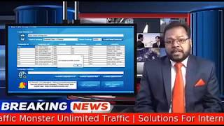 Mass Traffic Monster, Unlimited Traffic, Solutions For Traffic Reseller business