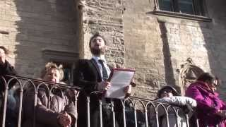 preview picture of video 'JE SUIS CHARLIE  AVIGNON 2015'