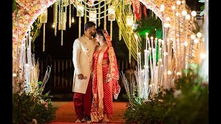 Wedding Story Of A Bengali Bride & South Indian Groom | #machlimeetsidli
