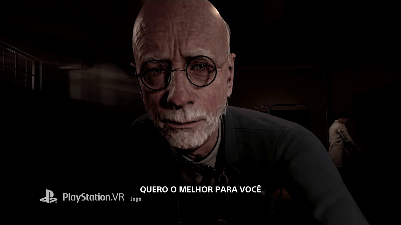 Thriller de Terror The Inpatient Chega Hoje ao PS VR