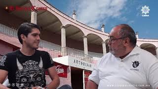 PARTIENDO PLAZA 76: Adiel Armando Bolio entrevista a Gerardo Adame