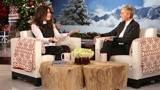 Idina Menzel on Performing with Taylor Swift