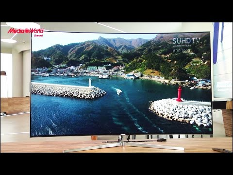 Samsung SUHD TV - Video Recensione [ITA]