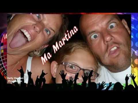 Ma Martina - Geburtstags - Musikvideo für Martina