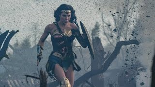 Wonder Woman wasn't built in a day Find out how Gal Gadot prepared for the intense role