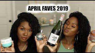 APRIL FAVORITES 2019!