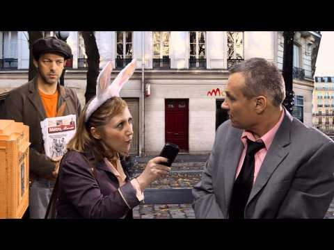 Web série Rue des boulets épisode L'Antitactile