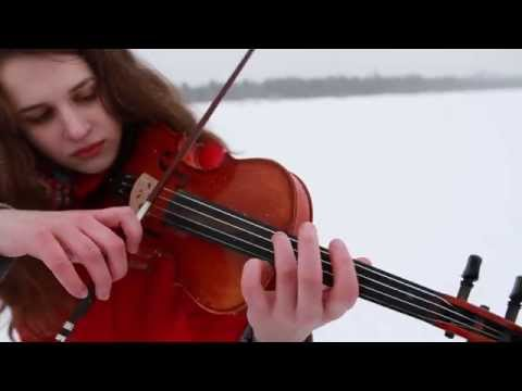 "Game of Thrones. Main theme. Cover by ""Eleftheria"". Without battles."