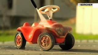 Минимойка Karcher от компании АвтоСпец - видео