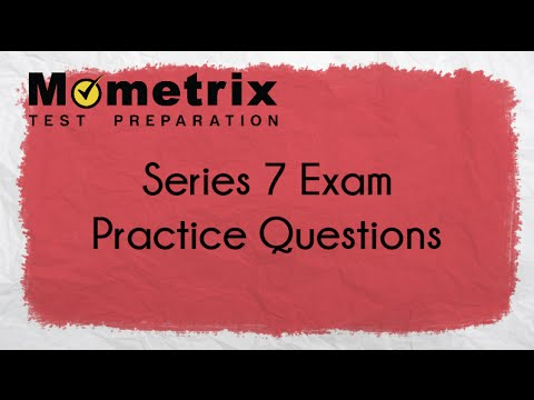 Series 7 Exam Prep - Free Series 7 Practice Test - YouTube