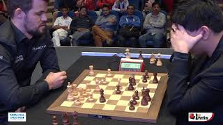 Surprising draw offer by Wesley So to Magnus Carlsen | Tata Steel India Blitz 2019