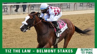 Tiz the Law - 2020 - The Belmont Stakes