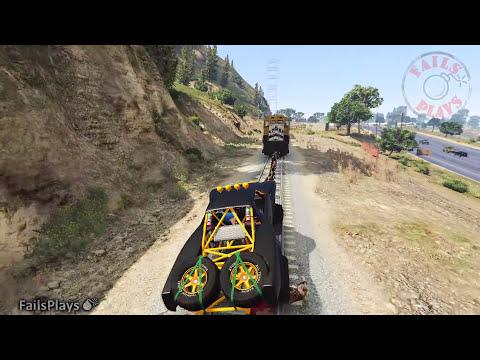 gta 5 funny moments brutal 27 grand theft auto v fails p