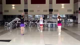 Varsity - Pride and Spirit (floor cheer)