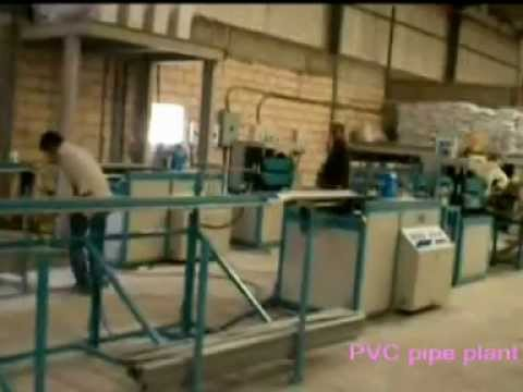 Pipe Making Plant