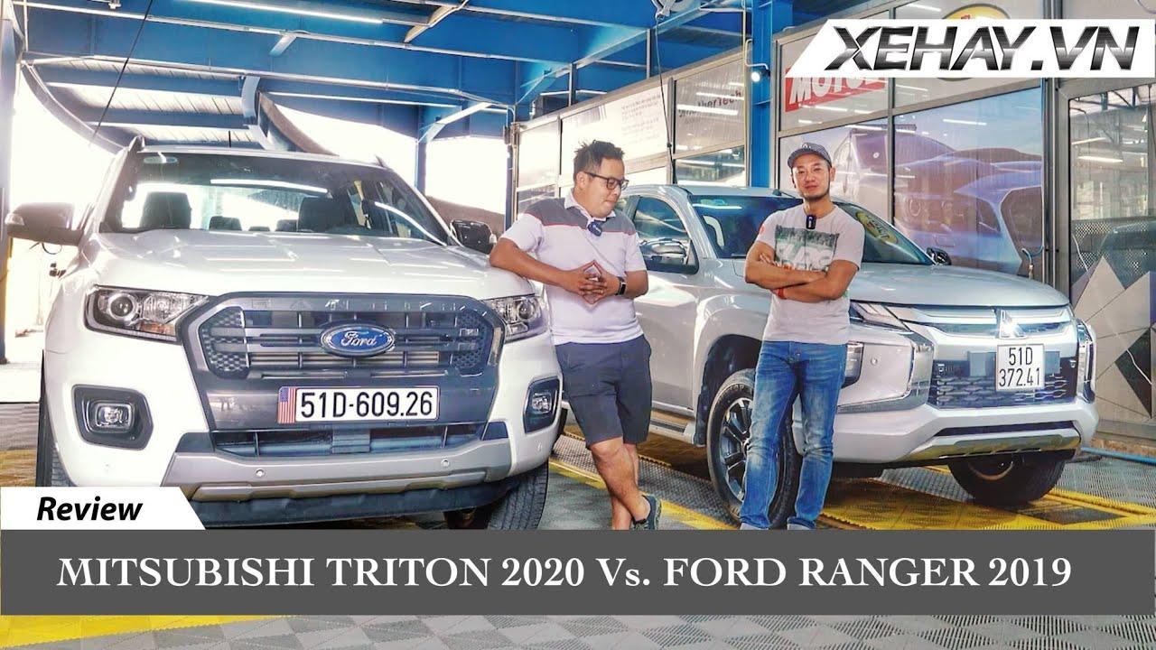 Cuộc chiến Ford Ganger cùng với Mitsubishi Triton - 0948.960.069 Nhung xù