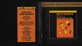 Joao Gilberto Stan Getz Garota De Ipanema Music