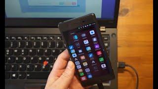 Ubuntu Touch installieren auf dem Sony Xperia X - Alternative zu Android auf dem Smartphone