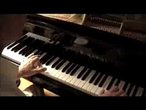 Ray Jozwiak performs original composition METEORS on solo, acoustic piano