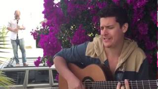 Bryan and Christoph Day #3: Bougainvillea Lied