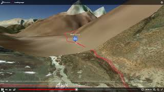 The Everest Marathon in 3D