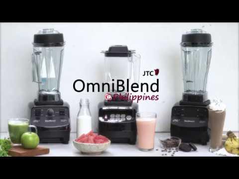 JTC OmniBlend Blenders