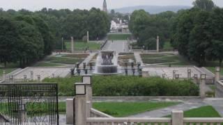 The Vigeland Park, Oslo