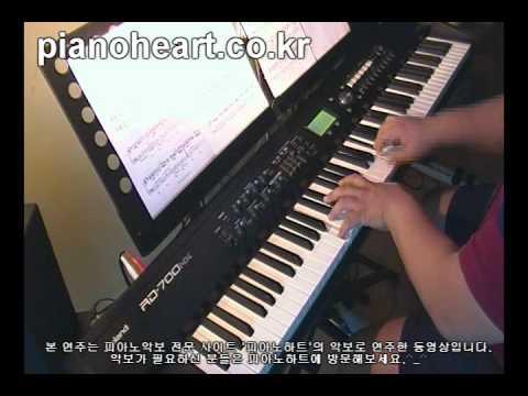 [Pianoheart]Summer from Kikujiro (키쿠지로의 여름) 피아노 연주
