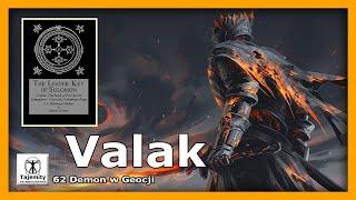 Valak – 62 demon w Goecji