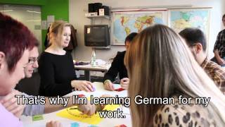 preview picture of video 'Goethe-Institut Munich: Learning German in Munich'
