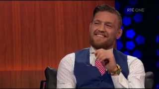 """Conor McGregor is """"Too Damn Pretty"""" 
