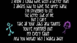Tell Me I'm a Wreck - Every Avenue [Lyric Video]
