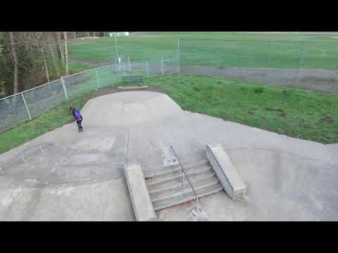 Bonney Lake Skate Park 03 24 18