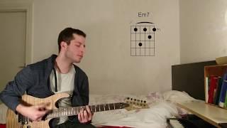 PLAY ALONG + CHORDS: Josie - Steely Dan (Rhythm guitar)