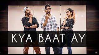 Gambar cover KYA BAAT AY   Ft.Harrdy Sandhu   Tejas Dhoke Choreography   Dancefit Live