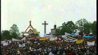 Wizyta Świętego Jana Pawła II w Skoczowie cz.7