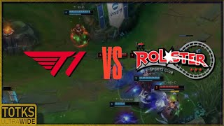 T1 vs KT Highlights - LCK Spring 2021 Week 2