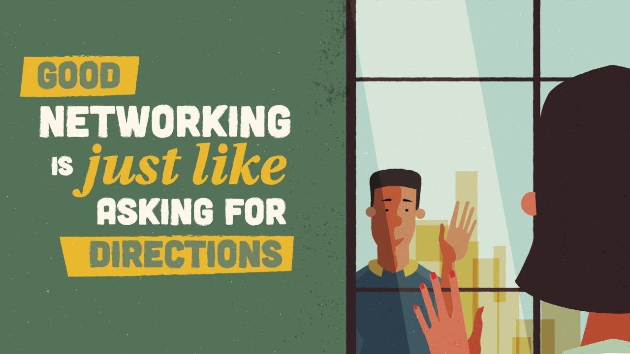 Designing Your Career: The Networking Reframe thumbnail image