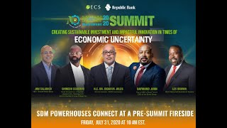 FREE Fireside Chat with Les Brown, Daymond John and Others