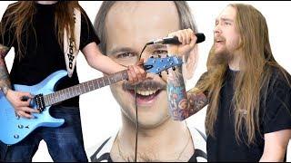 SŁAWOMIR - Miłość w Zakopanem (rock/metal cover) Na metalowo #108