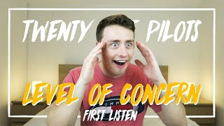 Twenty One Pilots | Level Of Concern (First Listen)