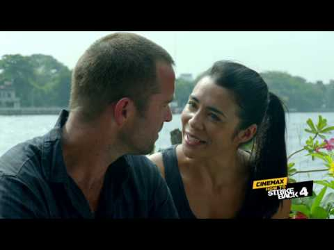 Strike Back Season 4: How To Say Goodbye To Sergeant Julia Richmond Episode 4 (Cinemax)