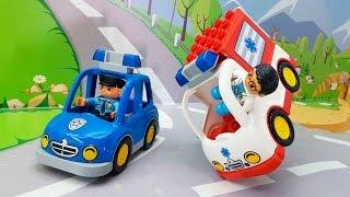 Мультики про машинки все серии подряд! Обучающие мультфильмы с игрушками для детей!