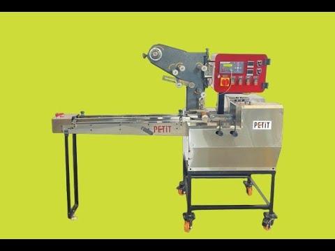 Cream Roll Packing Machine