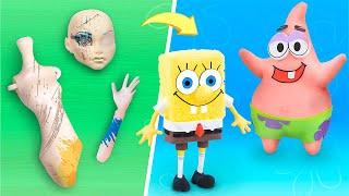 Nie zu alt für Puppen! Barbie und Disney DIYs