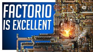 Factorio Is Excellent - Should You Play?