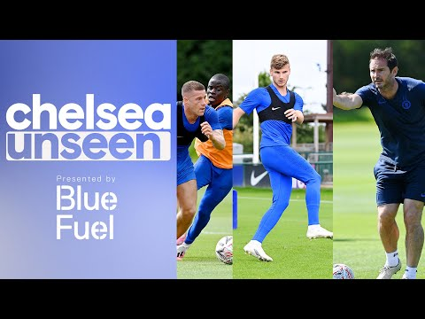 Timo Werner's First Week At Chelsea + FA Cup Preparation | Chelsea Unseen
