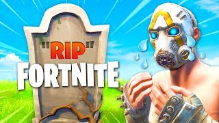 The END of Fortnite...?